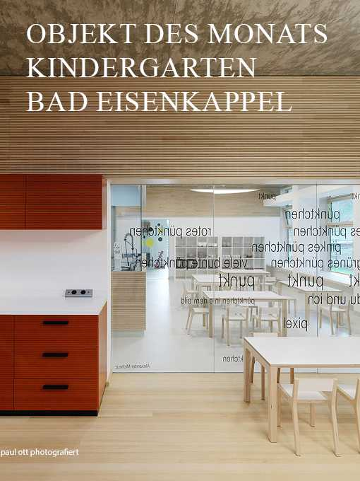 Kindergarten Bad Eisenkappel