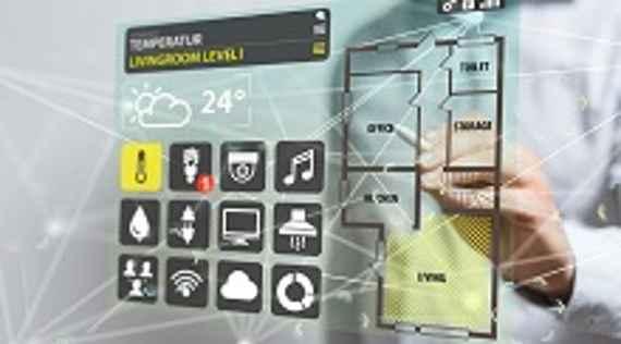 smart home das intelligente zuhause klimaaktiv. Black Bedroom Furniture Sets. Home Design Ideas