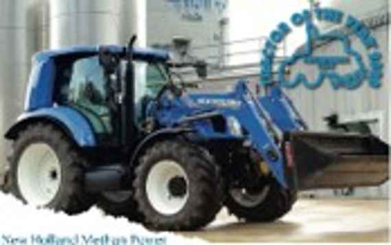 New Holland Methantraktor