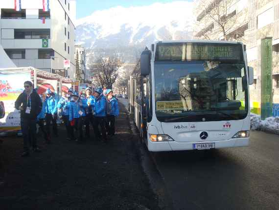 Youth Olympic Games Innsbruck 2012