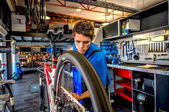 Torq Zone Cycles, South Africa's leading bicycle maintenance and repair business, will launch the Torq Zone Academy in October 2014, where Bicycle Technicians will be trained to an internationally recognised standard in conjunction with the Association of Cycle Traders (UK).