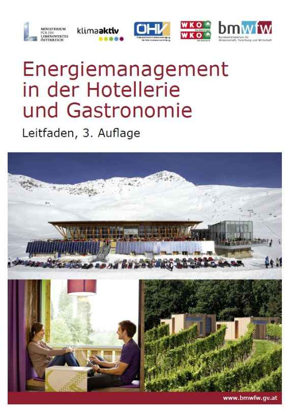 Energiemanagement in der Hotellerie und Gastronomie