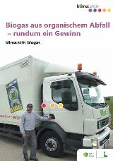 Cover Biogas Abfall