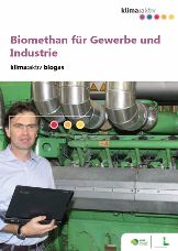 Folder Biomethan Gewerbe