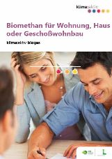 Folder Biomethan Wohnung